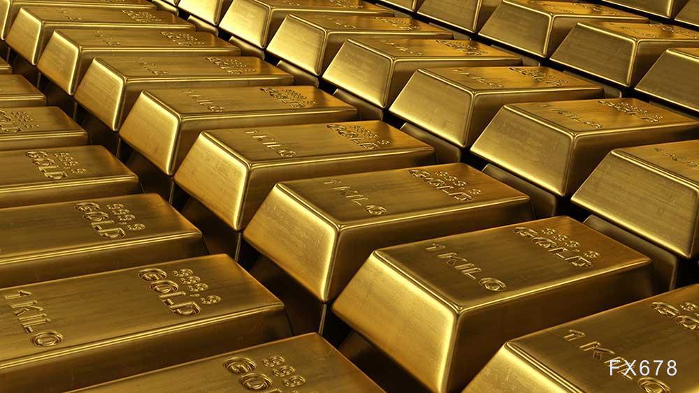 黄金交易提醒:美国经济数据惨淡,金价冲高却遭重击,刺激谈判没有人愿意退缩