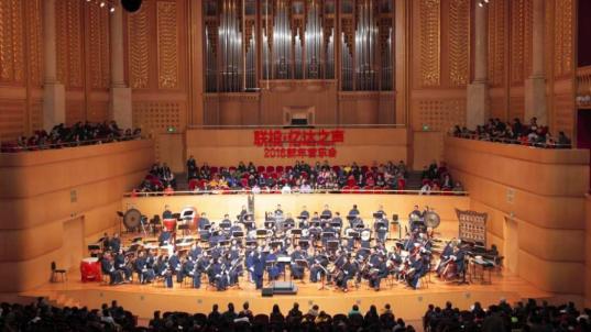 讲述 | 亿达之声2021新年音乐会的台前幕后(2):花明!