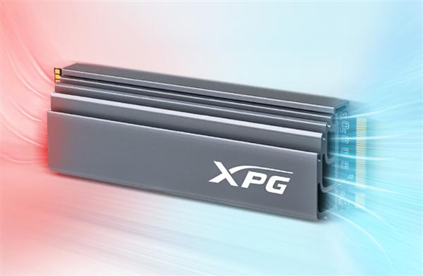 usdt不用实名(caibao.it):XPG翼龙S70 PCIe 4.0 SSD首发卢茨新主控:飙上7.4GB/s 第6张