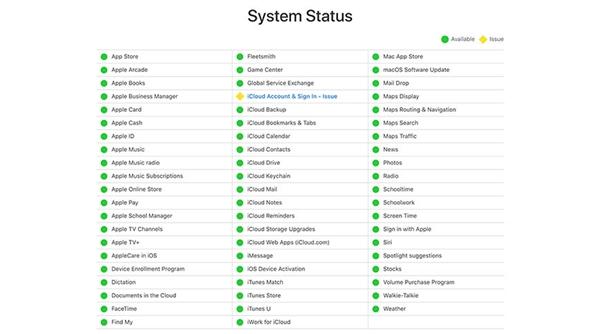 电银付加盟(dianyinzhifu.com):苹果脱手修复:iPhone激活、iCloud上岸已正常 第2张