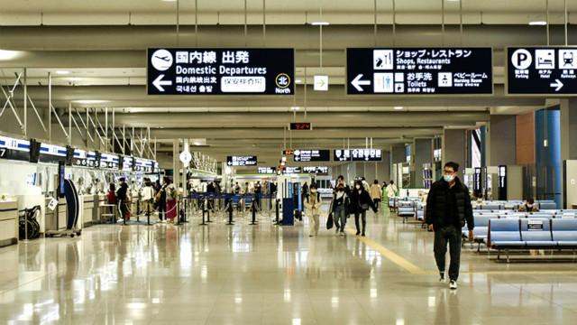"""疫情重燃下日本再次""""封国"""",中国留学生和商务人士不受影响"""