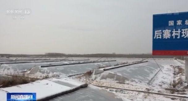 寒潮来袭!保供暖、保农业......各地在行动!