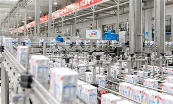 电银付pos机(www.dianyinzhifu.com):掌握电商渠道新风口,伊利稳居2020线上乳品份额NO.1 第4张