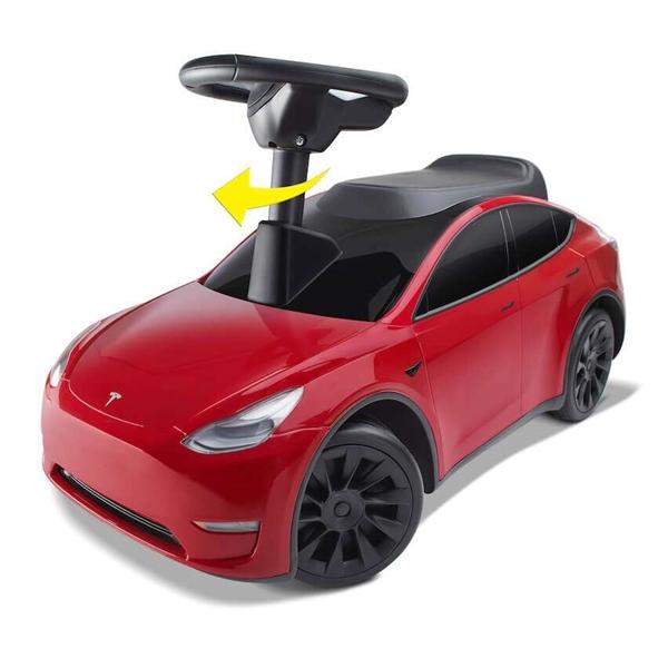 电银付激活码(dianyinzhifu.com):小朋友的第一辆特斯拉! Model Y儿童学步车上架:售价699元