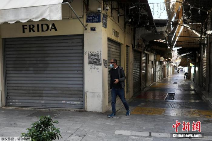 希腊疫情持续蔓延 总理提议欧盟统一疫苗接种证书