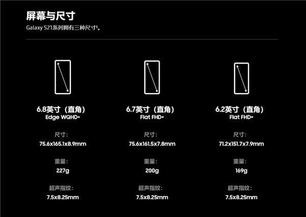 4999元起!国行版三星Galaxy S21系列今日正式首销