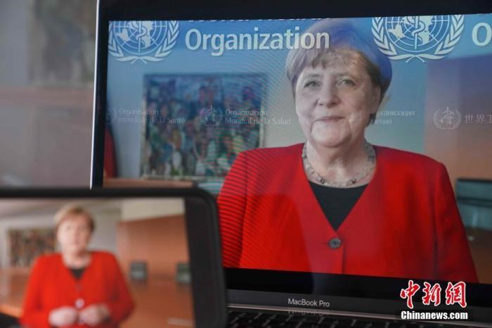 """默克尔称德国""""解封""""仍有待时日 或考虑给予接种疫苗者优待"""