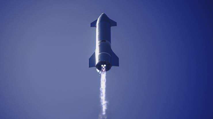 SpaceX原型机着陆数分钟后爆炸!什么原因导致的爆炸?马斯克会怎么想?