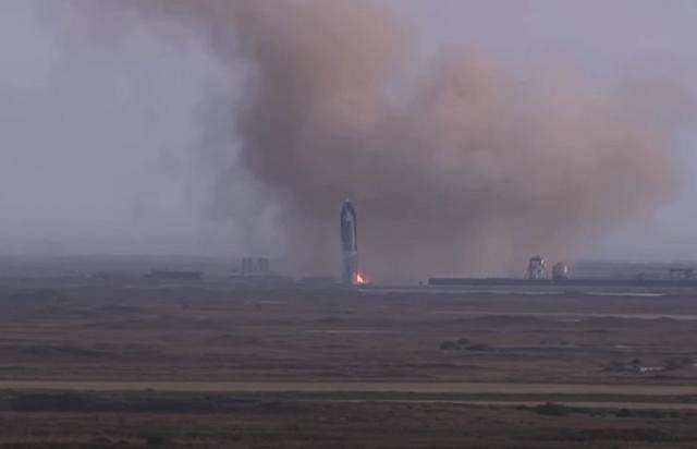 首次成功着陆后,原地爆炸!马斯克的星际飞船原型机3个月内三次爆炸