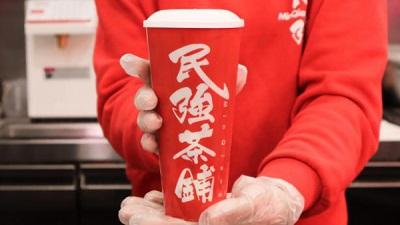 一杯金沙普洱红火一整年,新秀民强茶铺还藏了啥绝招?