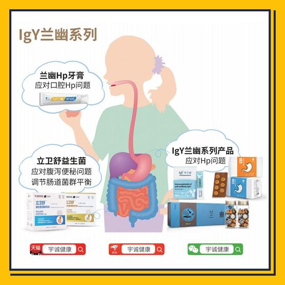 兰幽Hp牙膏:抗幽门螺杆菌Hp的牙膏应该怎么选?