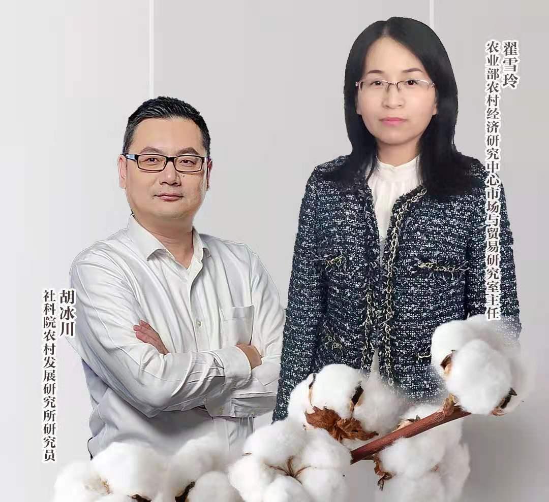 胡冰川对话翟雪玲:还原真实的新疆棉花产业现状及发展趋势