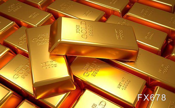 黄金交易提醒:美联储力挺金价,难敌经济反弹,多头涨势料踉跄