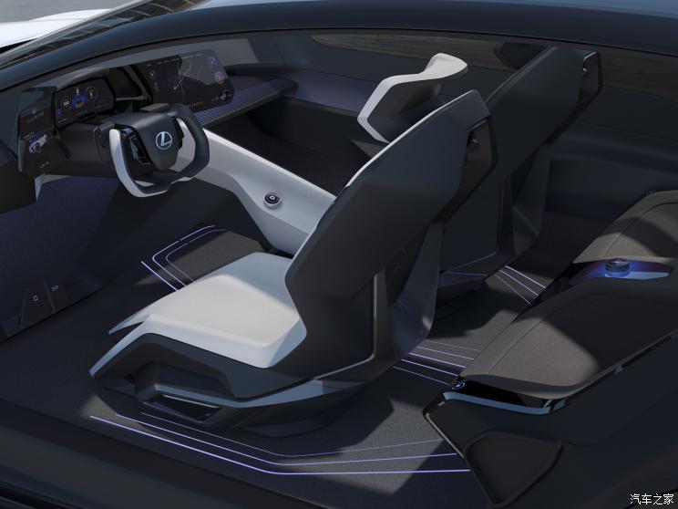 新款雷克萨斯ES将于上海车展正式发布