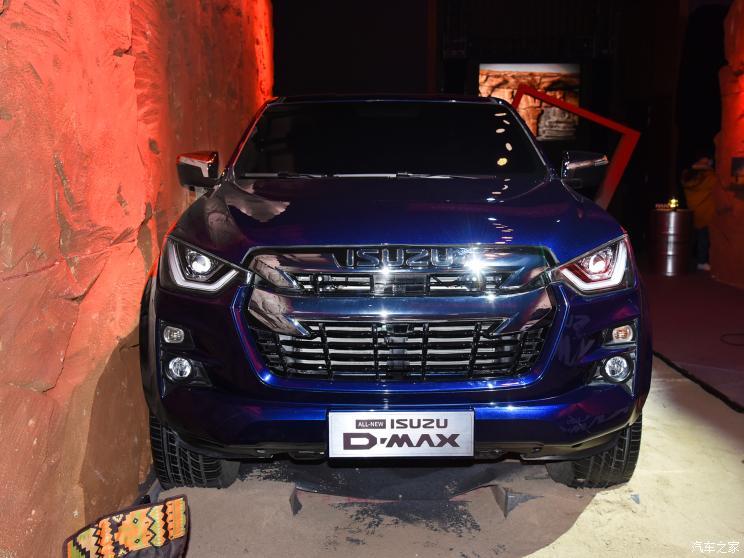 全新一代江西五十铃D-MAX将4月16日下线