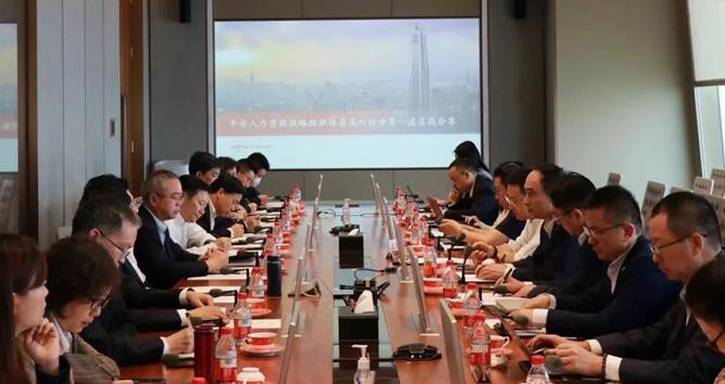 平安与多家重庆来访调研单位交流 聚焦企业数字化经营等话题