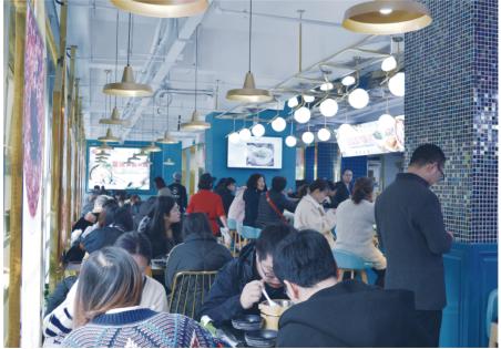 """三米粥铺引领中式快餐行业新潮流,创新""""堂食+外卖+外带""""多线经营模式"""