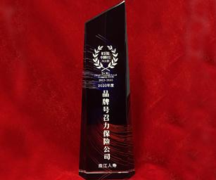 """第18届中国财经风云榜""""2020年度品牌号召力保险公司"""""""