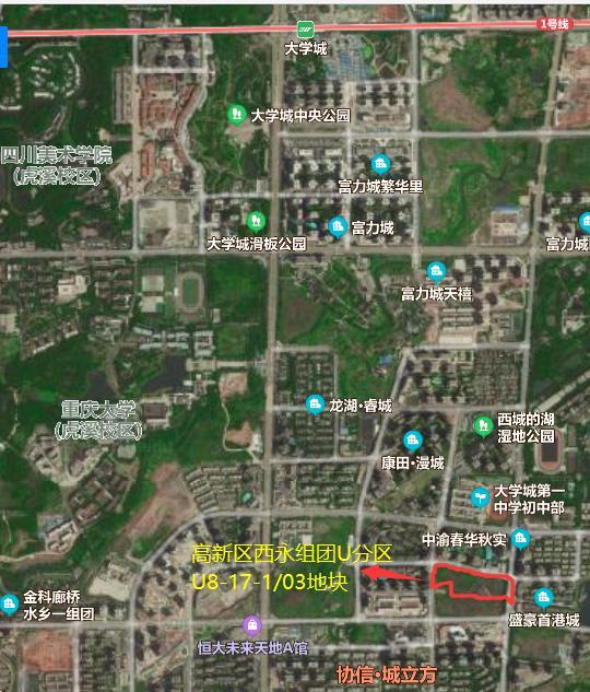 融创+大发4.9亿元联合拿下大学城土地 楼面价11695元/�O