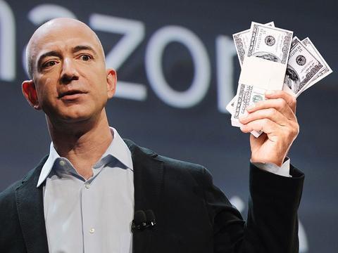 亚马逊CEO贝索斯出售了98673股公司股份