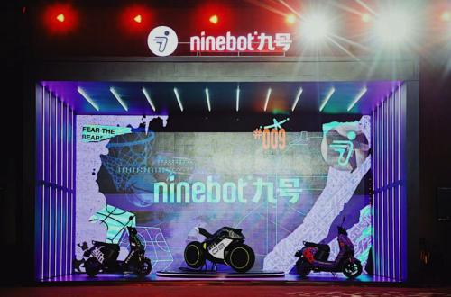 """五星好评的Ninebot Space空降三亚,高燃科技范儿让年轻人""""一键三连"""""""