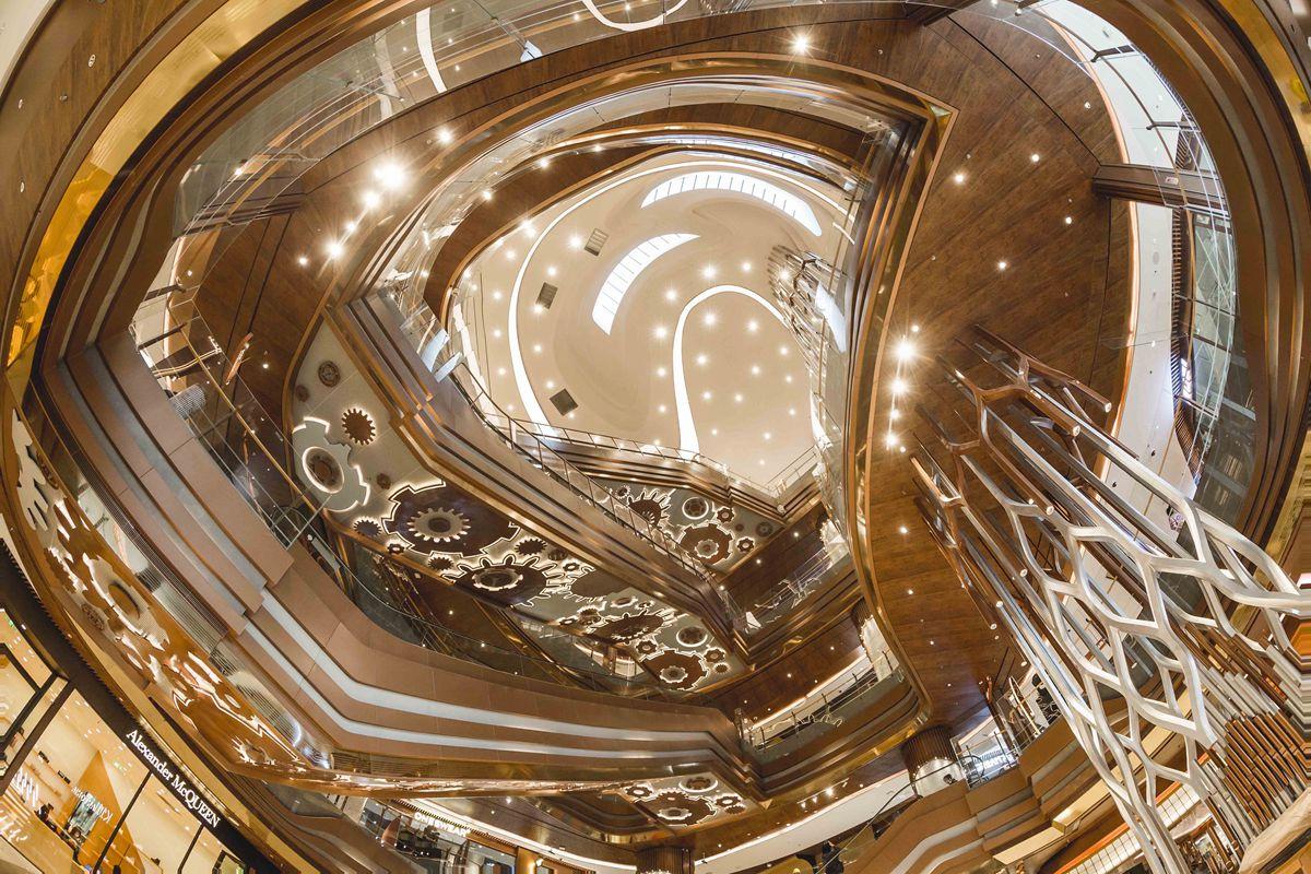 观点与褚梅灵对话:武汉K11购物艺术中心延续创意之旅