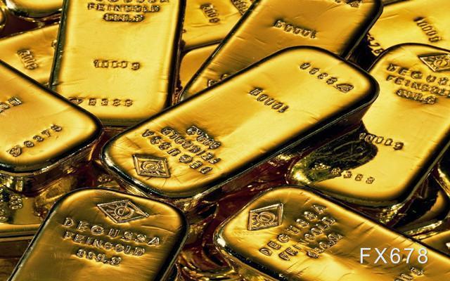 国际金价短线上看1889美元