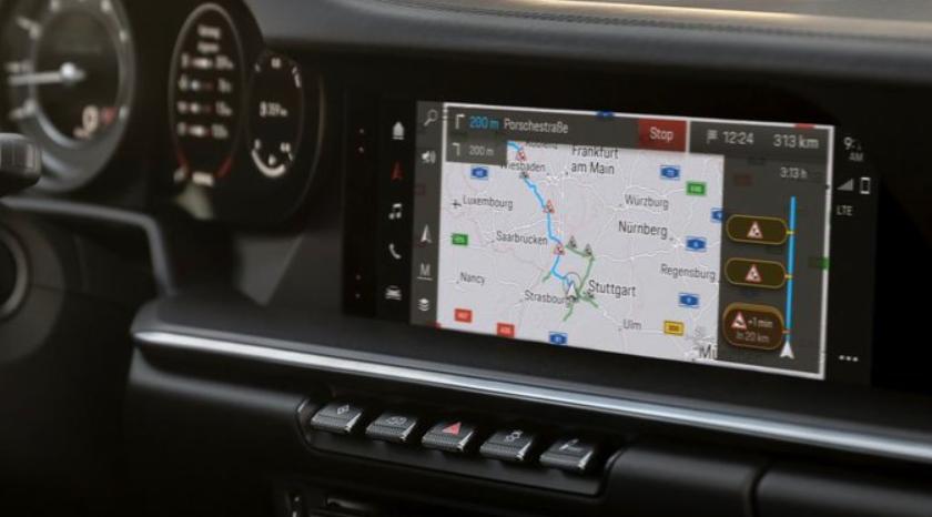 保时捷将推出第六代保时捷通讯管理系统 可支持Android Auto