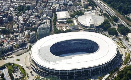 日媒:东京奥运会开幕式几乎空场史上罕见冷清 仅1千人参与