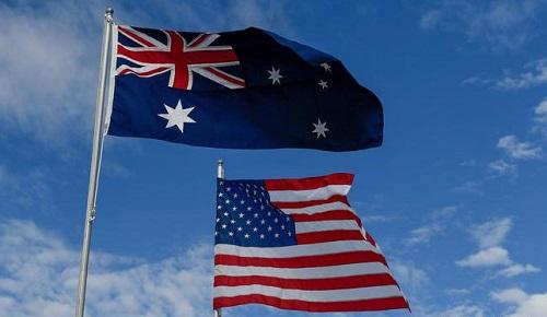 澳媒:美国澳大利亚联合海上军演 中国两侦察船前往围观澳方大惊小怪