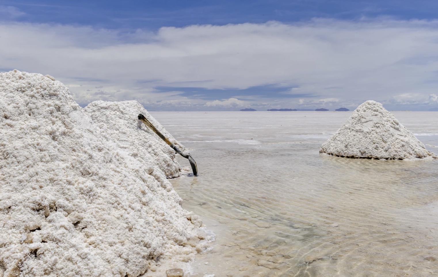 """暴涨197%的盐湖提锂概念股""""爆雷"""",A股锂电池已太贵?"""