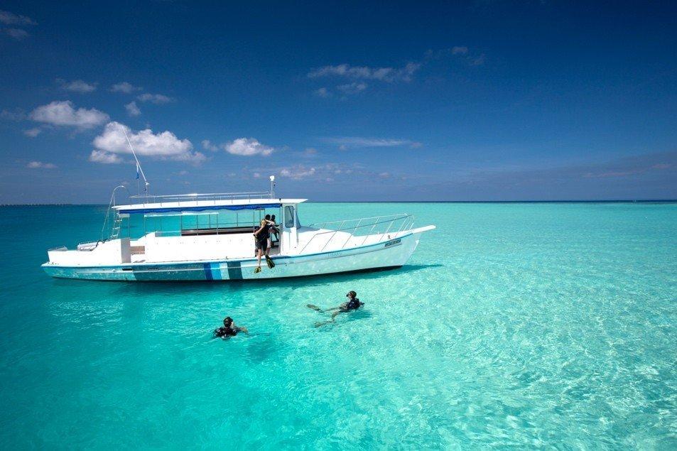 在马尔代夫尽享自然生态之旅