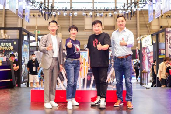 红魔6+努比亚Z30 Pro降临ChinaJoy 9大IP打造最秀展台