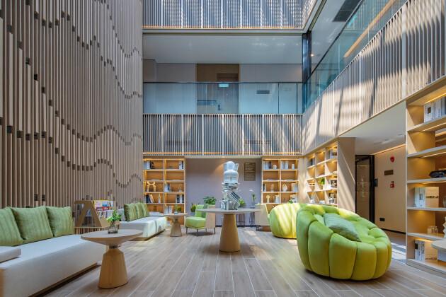 深圳东门壹棠服务公寓全新上线,奢享品质智慧生活