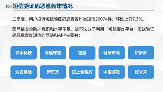 12321:平安银行、还呗分别因拨打骚扰电话、发送垃圾短信被大量投诉