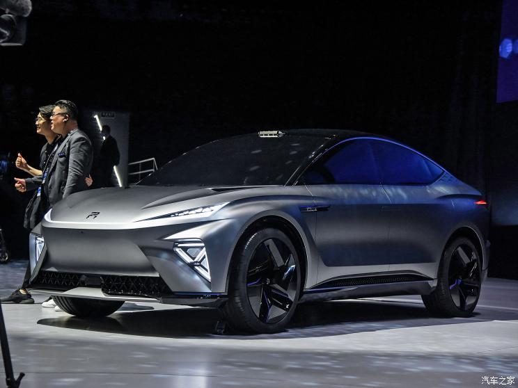 R汽车ES33量产版将于成都车展期间亮相