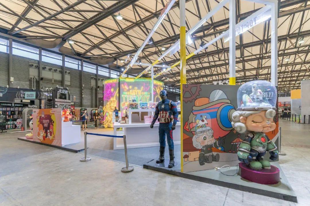 """一年席卷20余城的潮玩集合店,并不想成为第二个""""泡泡玛特"""" 新消费观察"""