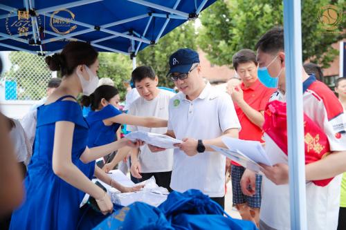 以球会友新平台 以酒为媒新传承——泸州老窖·国窖1573北京网球俱乐部正式成立