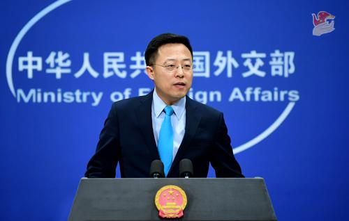 美国将把核潜艇技术分享澳大利亚,赵立坚:中方将密切关注相关事态的发展