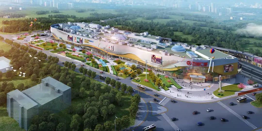沈阳9月将有3个mall亮相!苏宁广场、沈北万达广场月底齐开