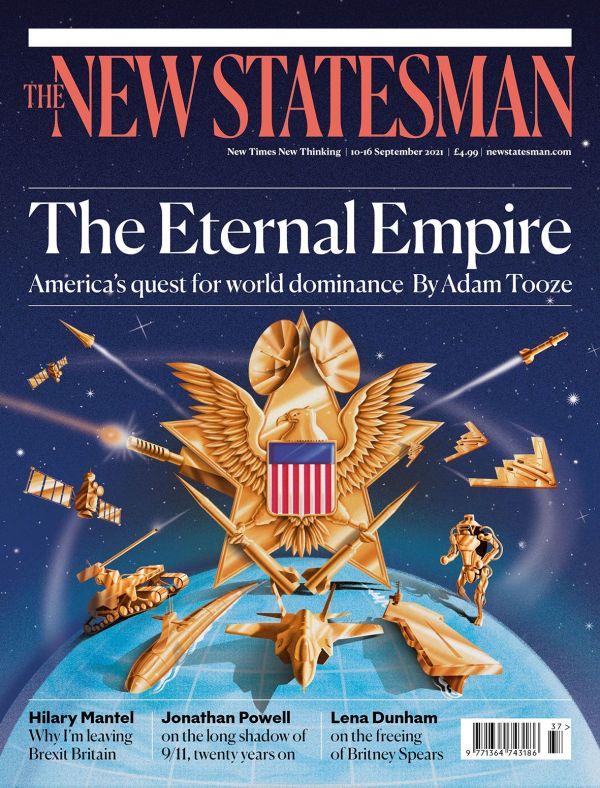 参考封面秀|美国仍在定义国际秩序